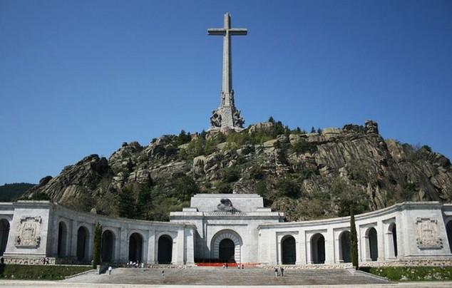 visitar Valle de los Caídos madrid