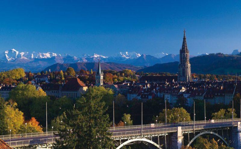 visitar bern ciudad medieval suiza