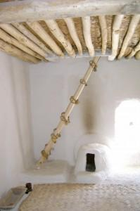 vivienda neolitica reconstruida en catalhoyuk