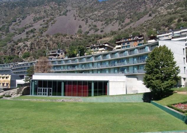 Balneario de Andorra