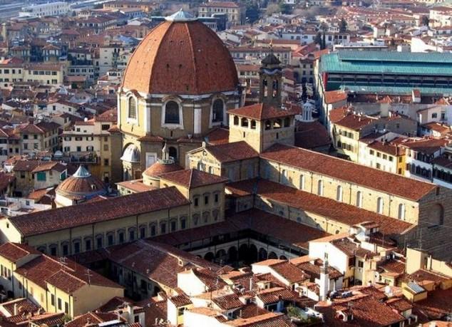 Basilica di San Lorenzo florencia