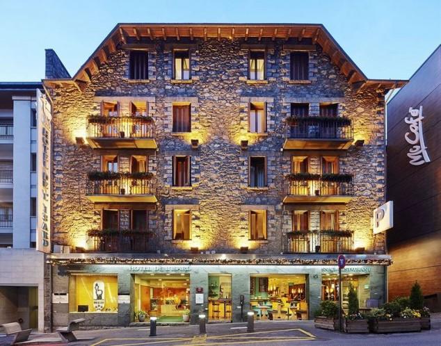 Hotel De I'sard Andorra
