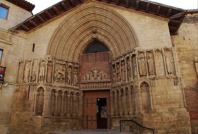 Iglesia de San Bartolomé ver en logroño