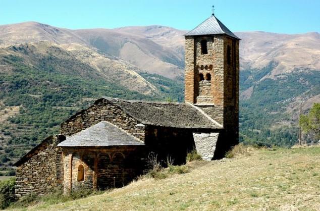 Iglesia de Sant Iscle y Santa Victoria