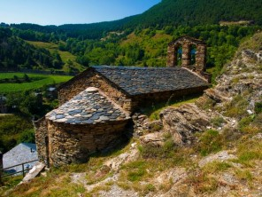 Iglesia de Sant Miquel de Fontaneda
