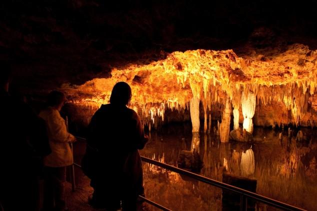 Las legendarias e inolvidables Cuevas de Meramec en Missouri