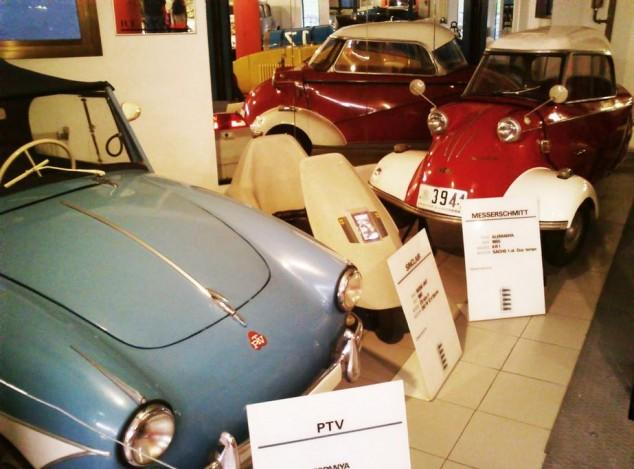Museo Nacional del Automóvil andorra