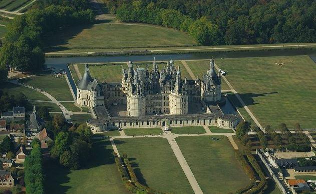 Palacio de Chambord
