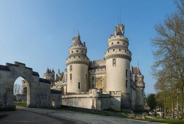 Palacio de Pierrefonds