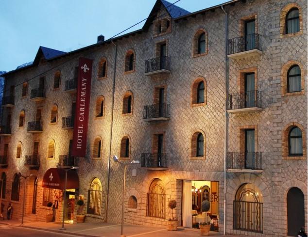 Spa Hotel Carlemany