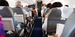 Viajar en avión, el síndrome de clase turista