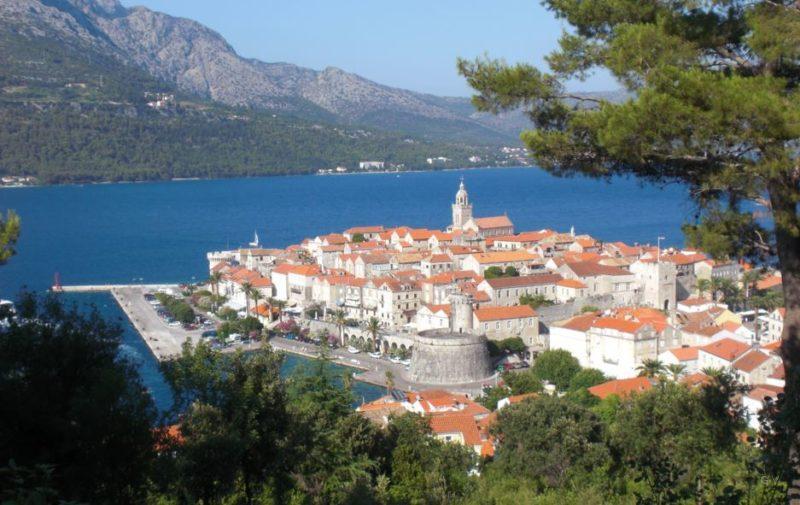 isla korcula hvar zadar croacia