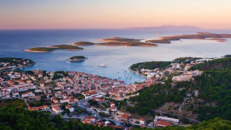 islas hvar croacia
