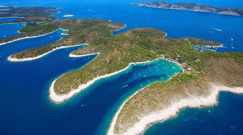 islas kornati croacia