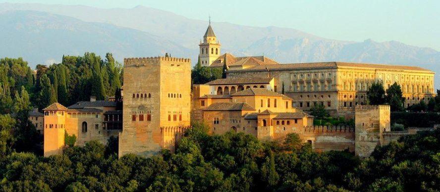 lugares para visitar en españa La Alhambra - Granada