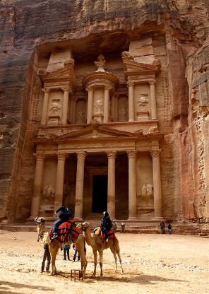 petra jordania lugares turisticos