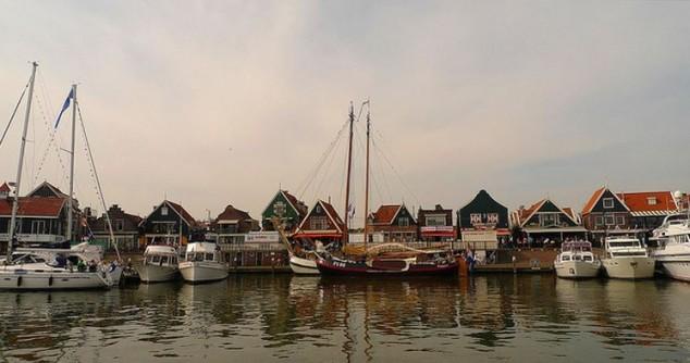 pueblo de pescadores de Volendam