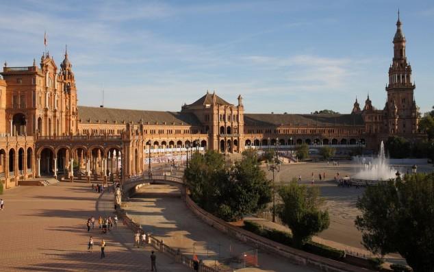 visitar Plaza de España - Sevilla