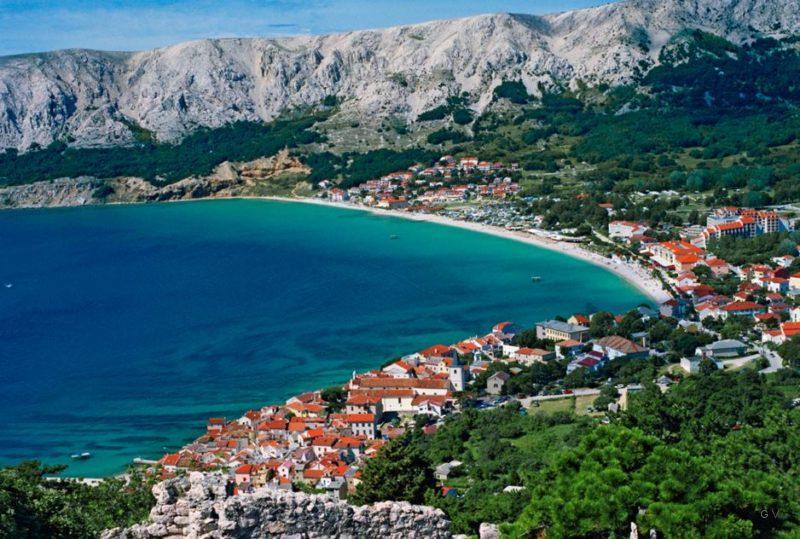 visitar islas kirk en croacia