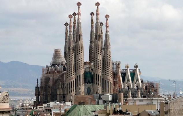 visitar la sagrada familia barcelona españa