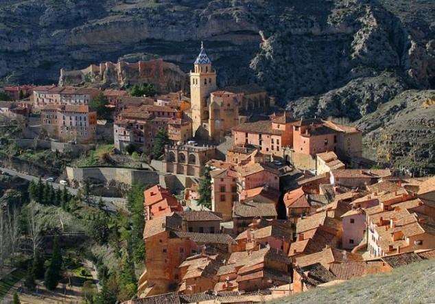 Albarracín pueblos españa