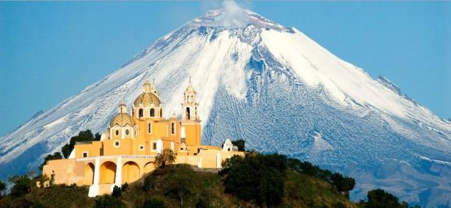 Alojamiento histórico en Puebla, México