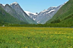 Alojamientos verdes en Noruega