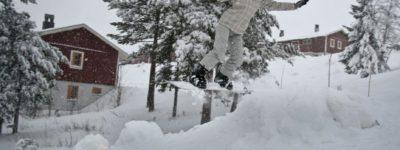 Esquiar en Suecia, Bydalen