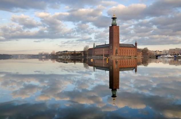Stadhuset, el ayuntamiento de Estocolmo