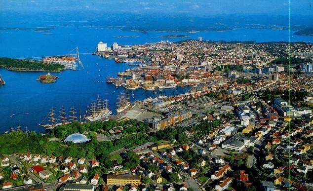 Visita exprés a Stavanger Noruega