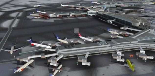 aeropuertos de Estocolmo