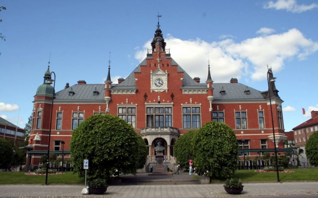 ciudad de Umea Suecia, Capital Europea de la Cultura