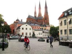 ciudades universitarias Uppsala Suecia