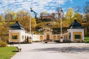 museo de Skansen, Estocolmo