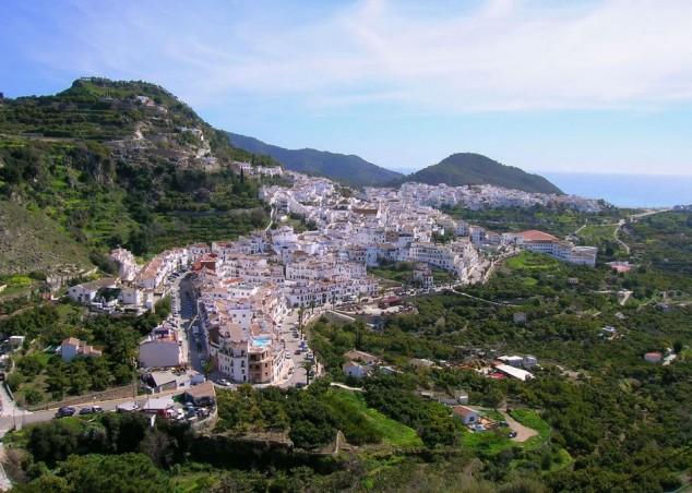 pueblos con encanto españa Frigiliana