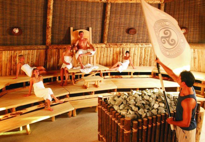 saunas de suecia