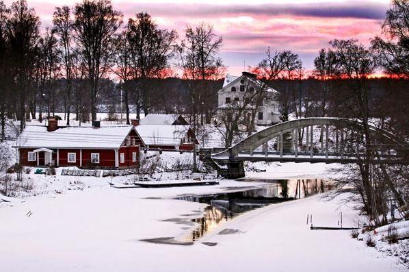 temporada de nieve en Suecia