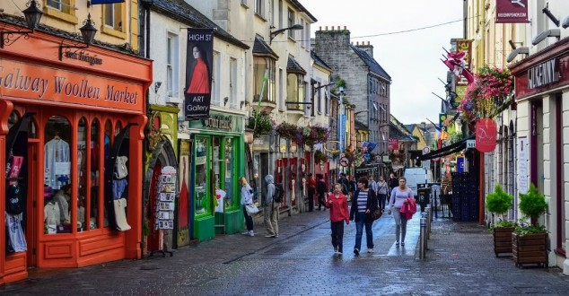 visitar Galway en irlanda