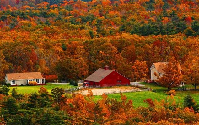 visitar Nueva Inglaterra