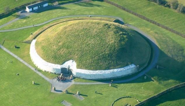 visitar irlanda Newgrange
