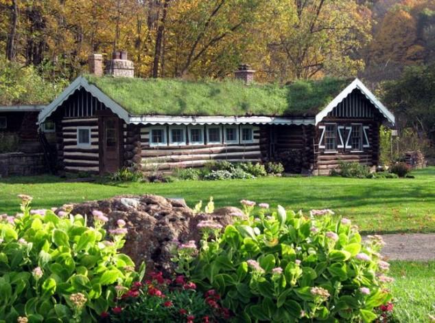 Dormir en una cabaña en Noruega