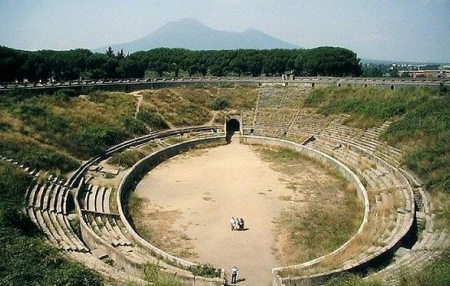 The Spectacular Pompeii