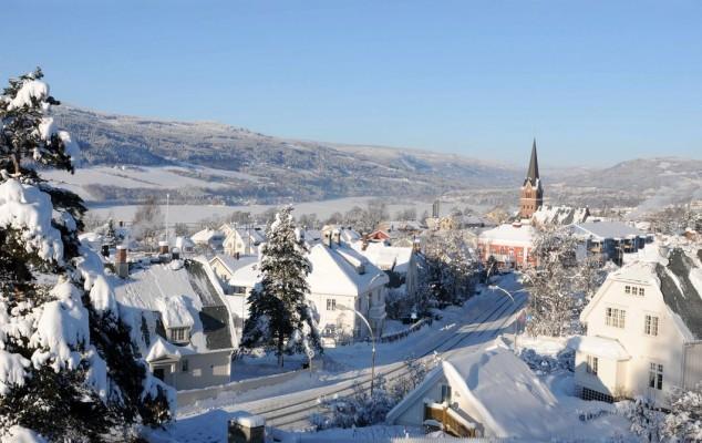 Lillehammer un verdadero destino de nieve en Noruega