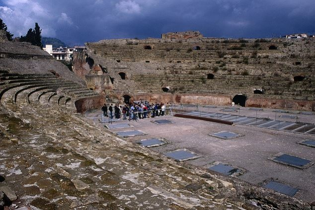 Pozzuoli Anfiteatro romano