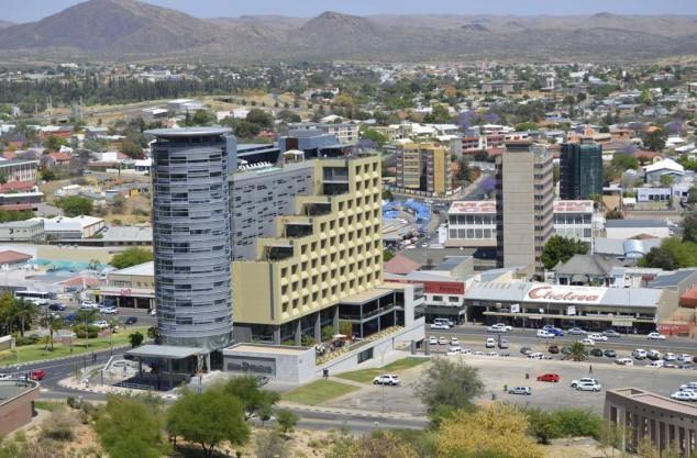 Windhoek la puerta a la fascinante Namibia, África