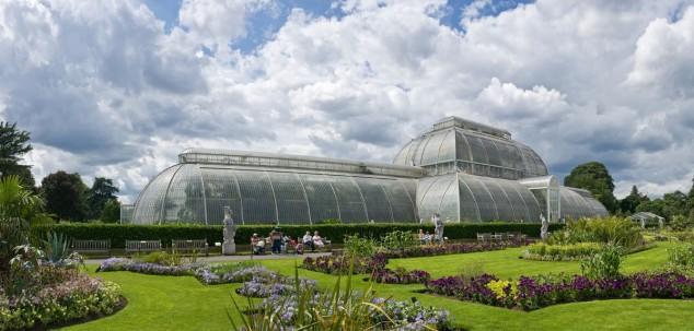 jardin Royal Botanic Gardens de Kew