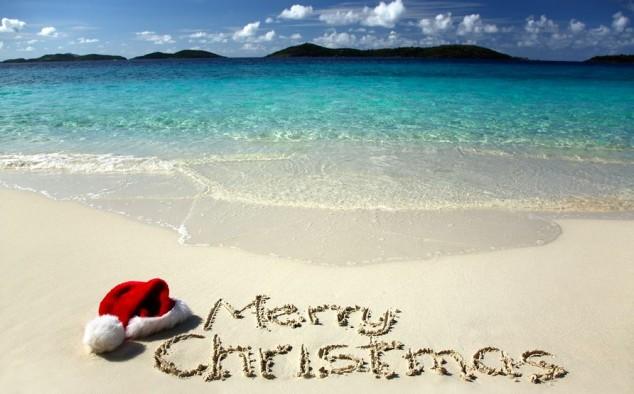 pasar la navidad en Jamaica