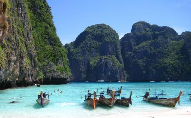 Tailandia - el mejor país para unas vacaciones de invierno