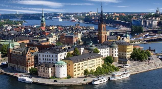 Estocolmo - una ciudad con una larga historia, cultura y tradiciones