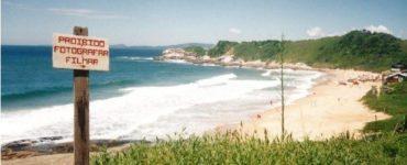 Playa Nudista Paraia Pine, Brasil